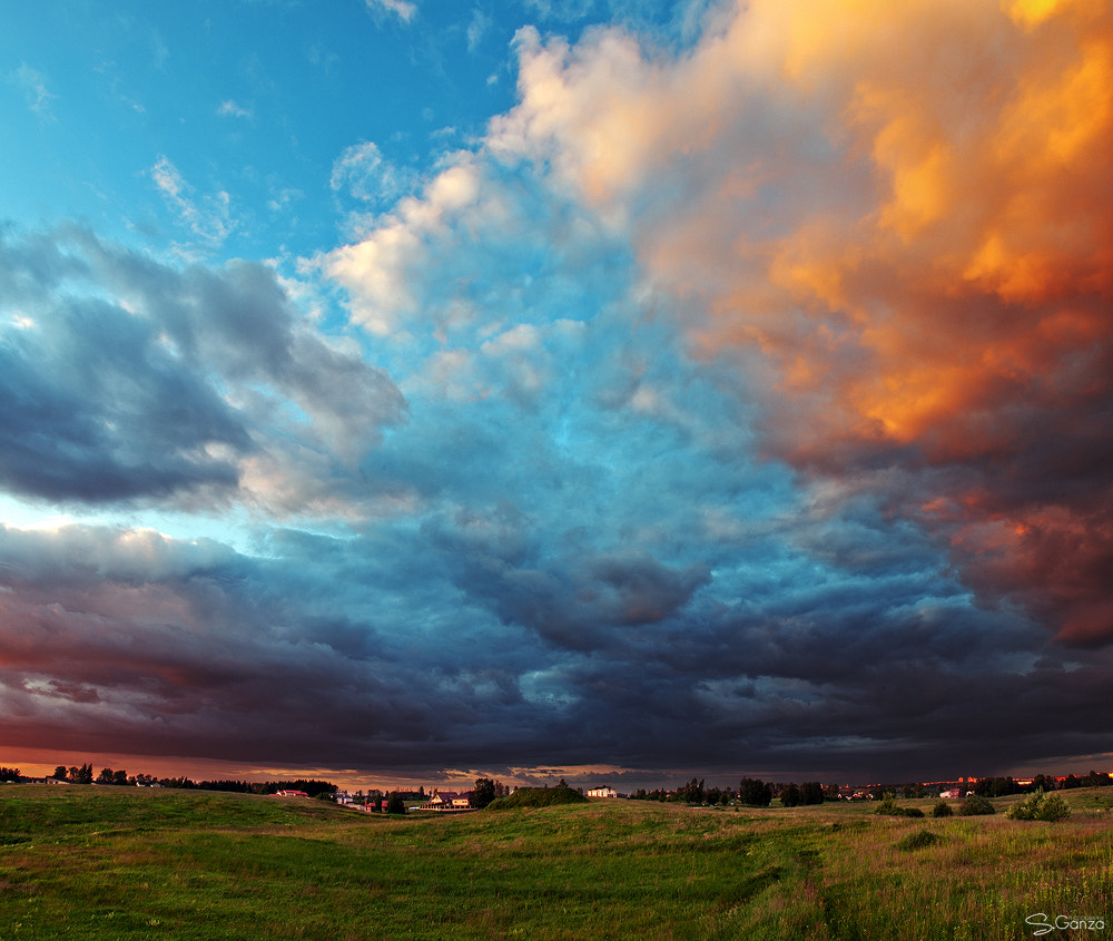 Photograph Sunset by Sergej Ganza on 500px