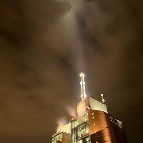 Gotham City por Levin Dieterle (addicted2light) on 500px.com