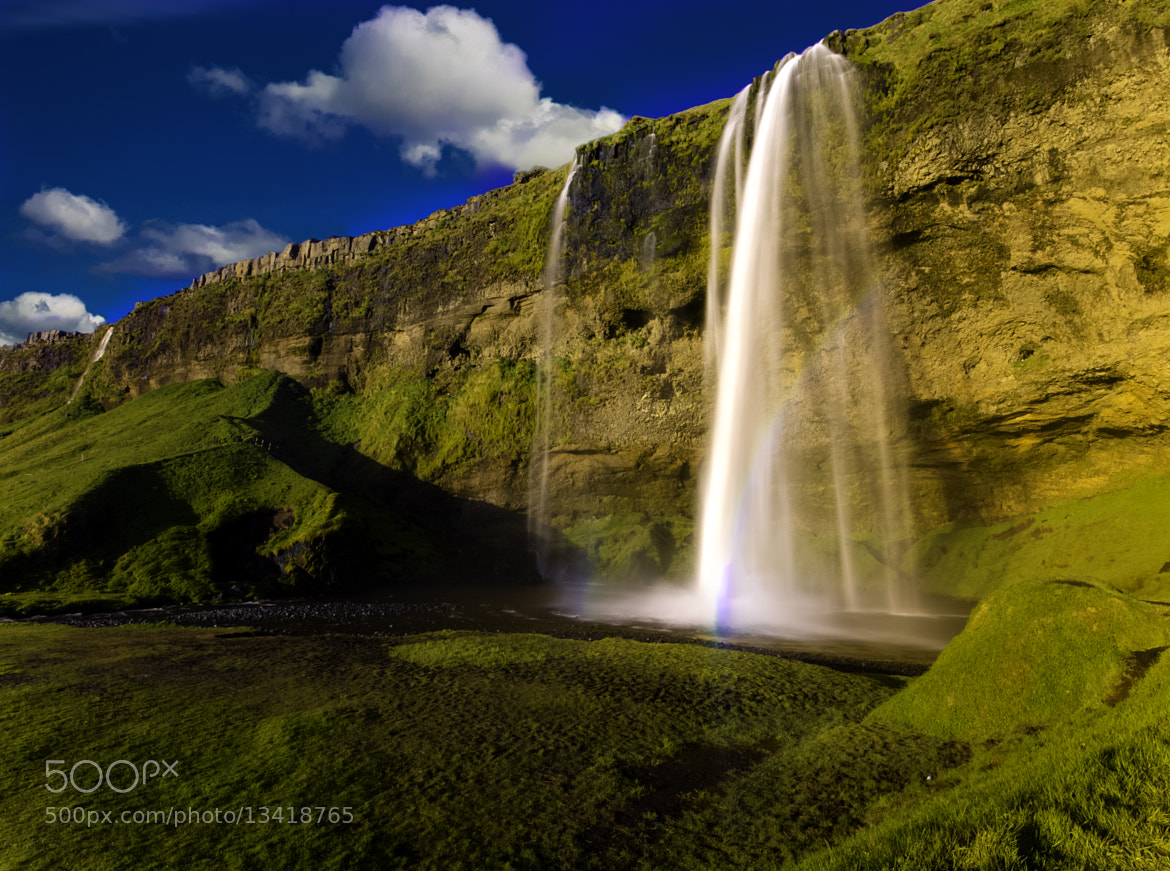 Photograph seljalandsfoss by Michael Leggero on 500px