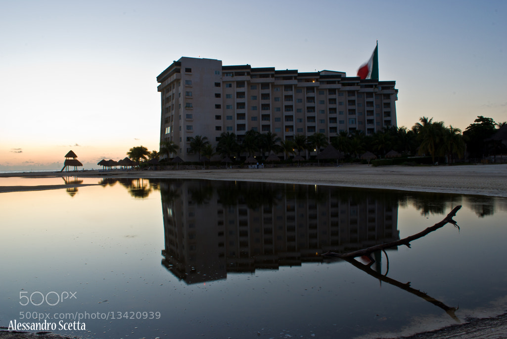 Photograph Hotel Casa Maya - Cancun by AlesSandro Scetta on 500px