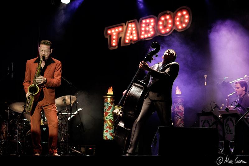 Taboo Night!