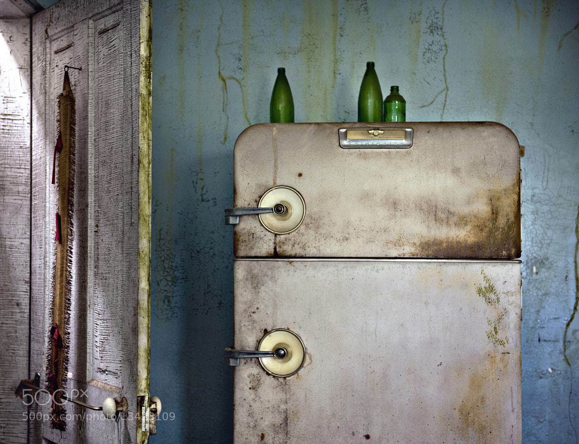 Photograph bottles still on the fridge by Jody Miller on 500px