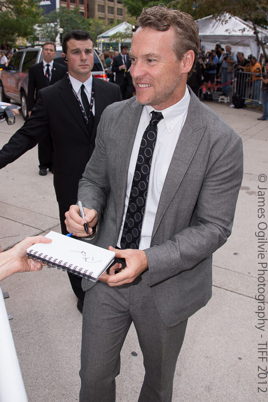 Photograph Tate Donovan at TIFF 2012 by James Ogilvie on 500px
