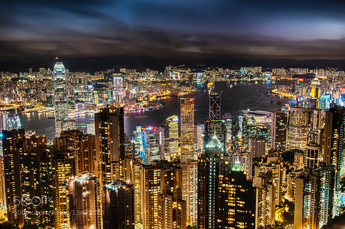 Photograph The city that never sleeps by Gordon Chiam on 500px