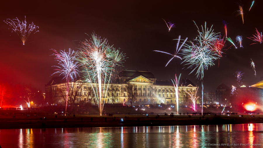 new years eve Dresden by TA-Photography on 500px.com