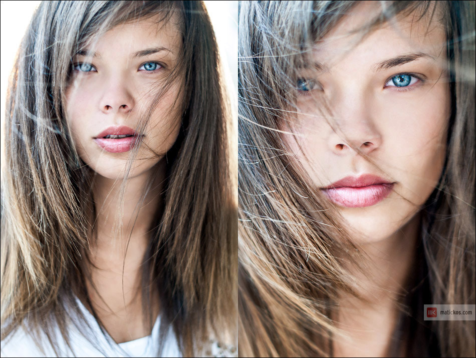 Photograph Aleksandra by Matic Kos on 500px