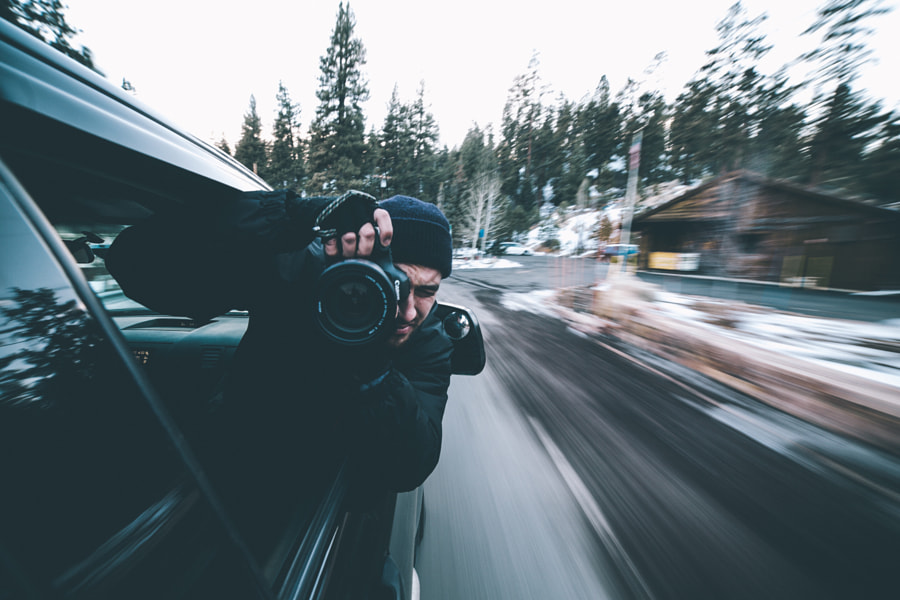 Drive slow homie by Isaac Garcia on 500px.com