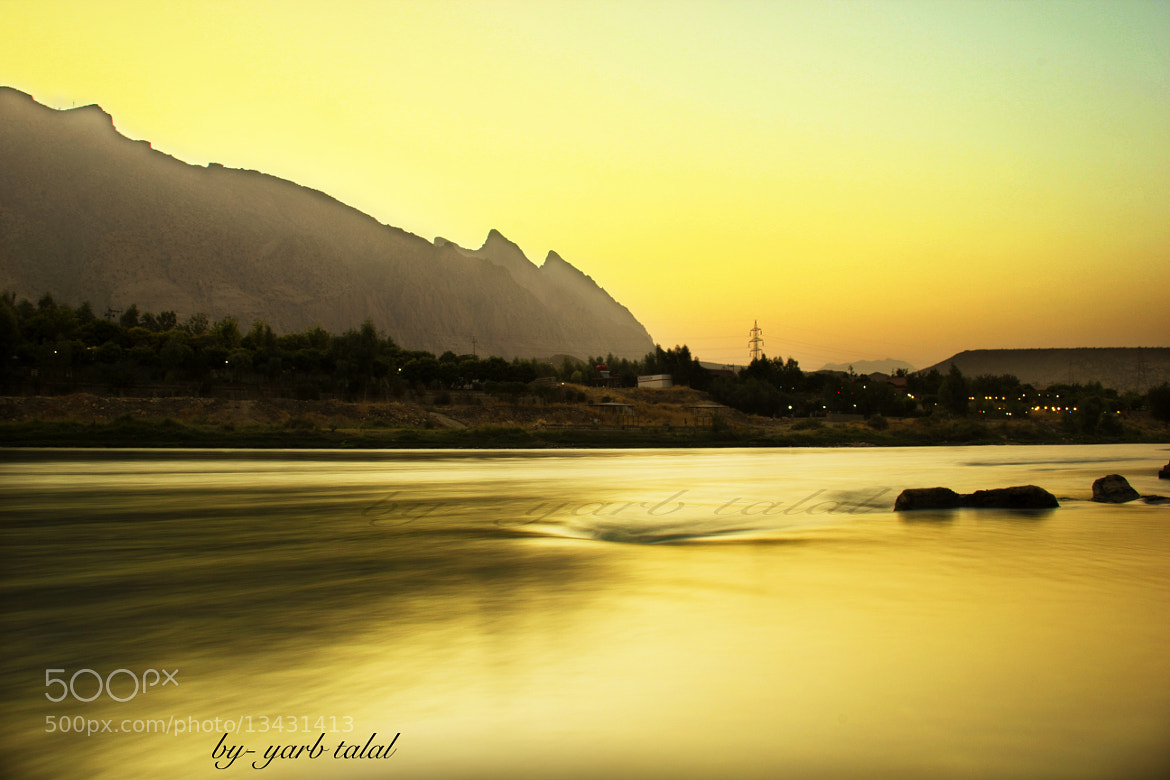 Photograph Dukan - Sulaymaniyah - Iraq  by Yarb Talal Victor on 500px
