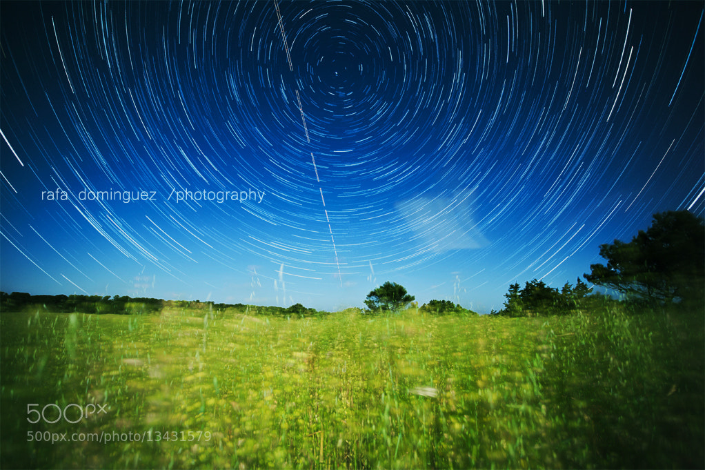 Photograph field stars by Rafa Dominguez on 500px