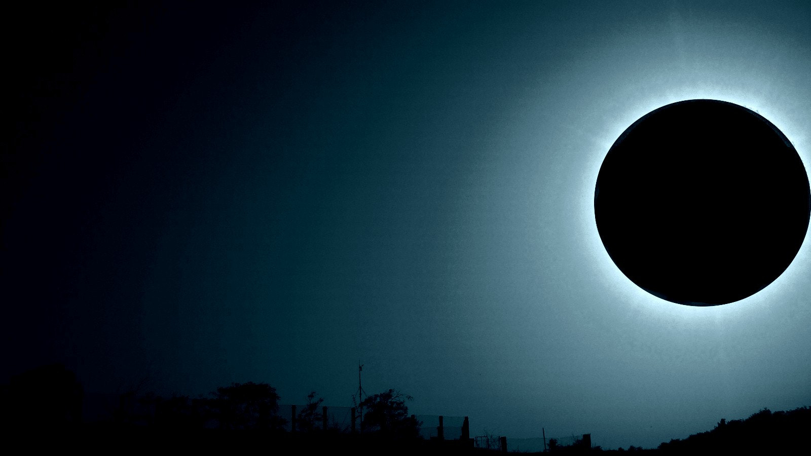 Photograph Imaginary Eclipse by Aukash Kumar on 500px