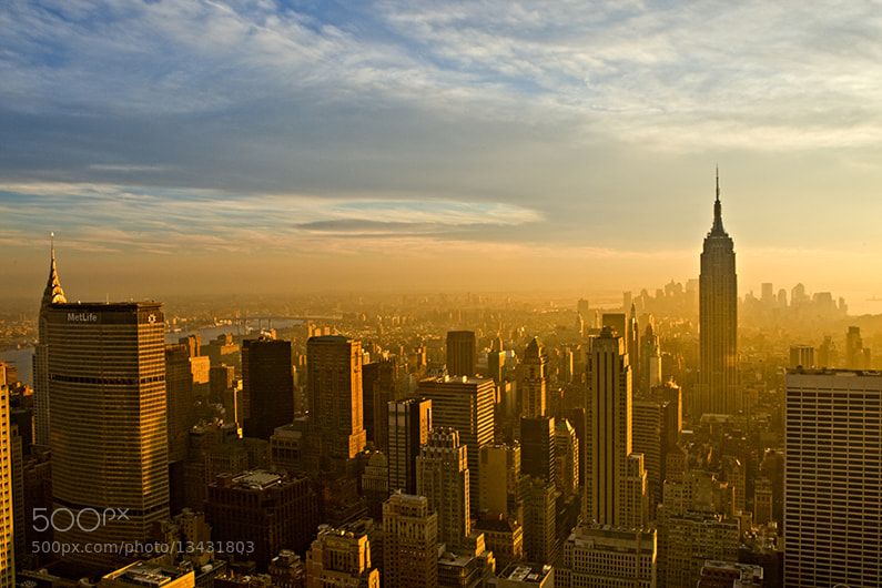 Photograph New York Skyline by Dorothy Brodsky on 500px