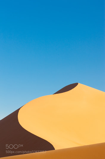 Photograph Dune, Morocco by Dorothy Brodsky on 500px