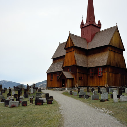 Ringebu Stave Church (13th century)