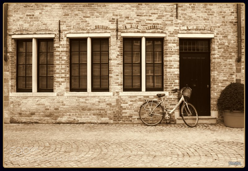 Photograph bicycles. by Dimitris Christodoulopoulos on 500px
