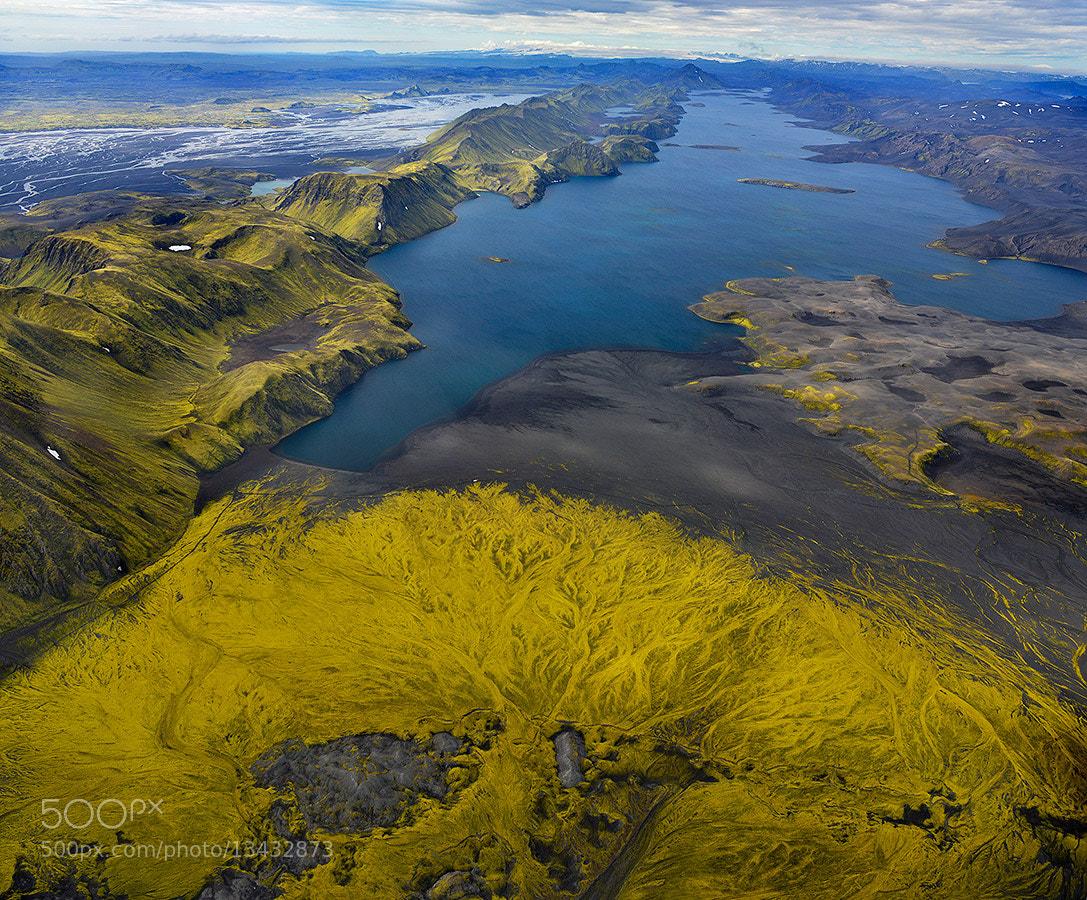 Photograph Lake Langisjór by Andre Ermolaev on 500px