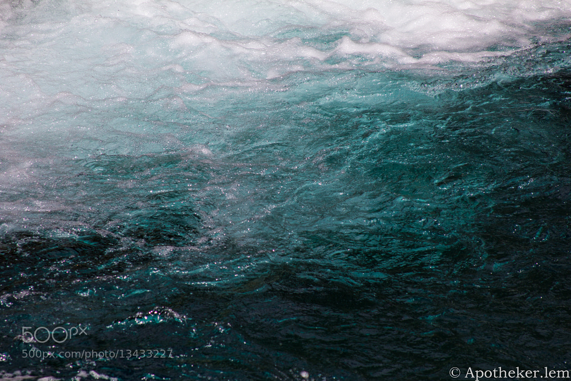 Photograph Blue & White water by Apotheker Lem on 500px