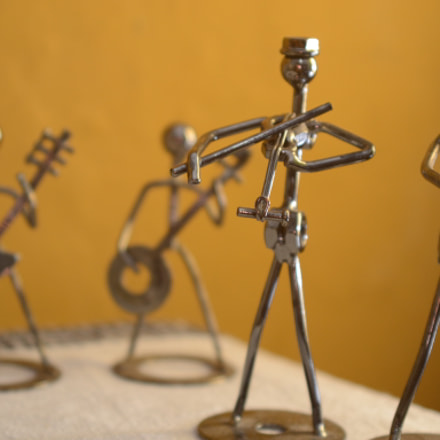 The musicians, Nikon D3100, Sigma 28-70mm F2.8-4 DG