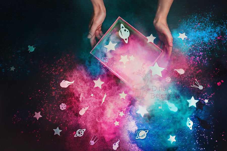 A box full of stars by Dina Belenko on 500px.com