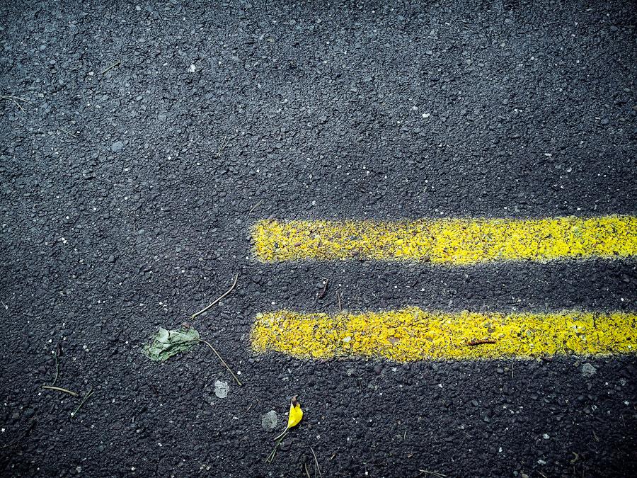 Photograph Yellow Stripes by Loic Labranche on 500px