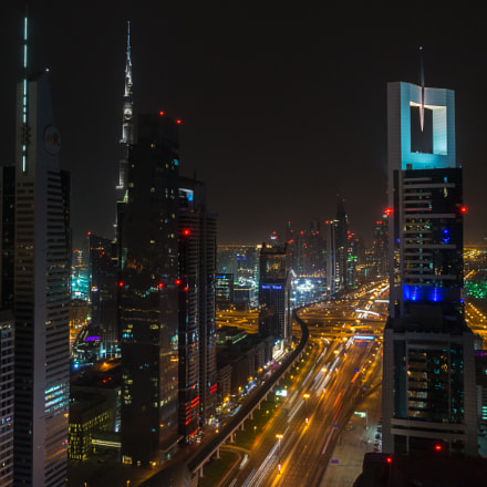 Skyscapers district, Sony SLT-A99, Sony DT 16-50mm F2.8 SSM (SAL1650)