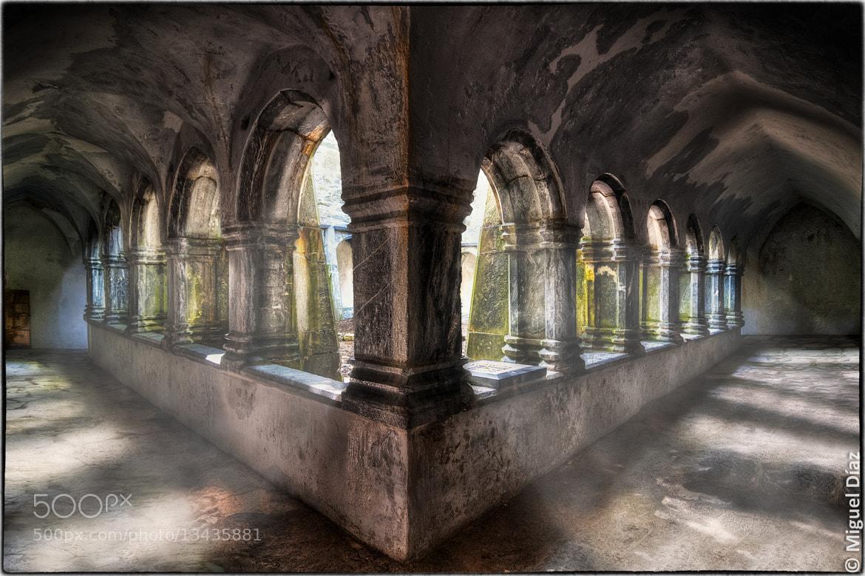 Photograph Claustro de la Abadía de Muckross by Miguel Diaz on 500px