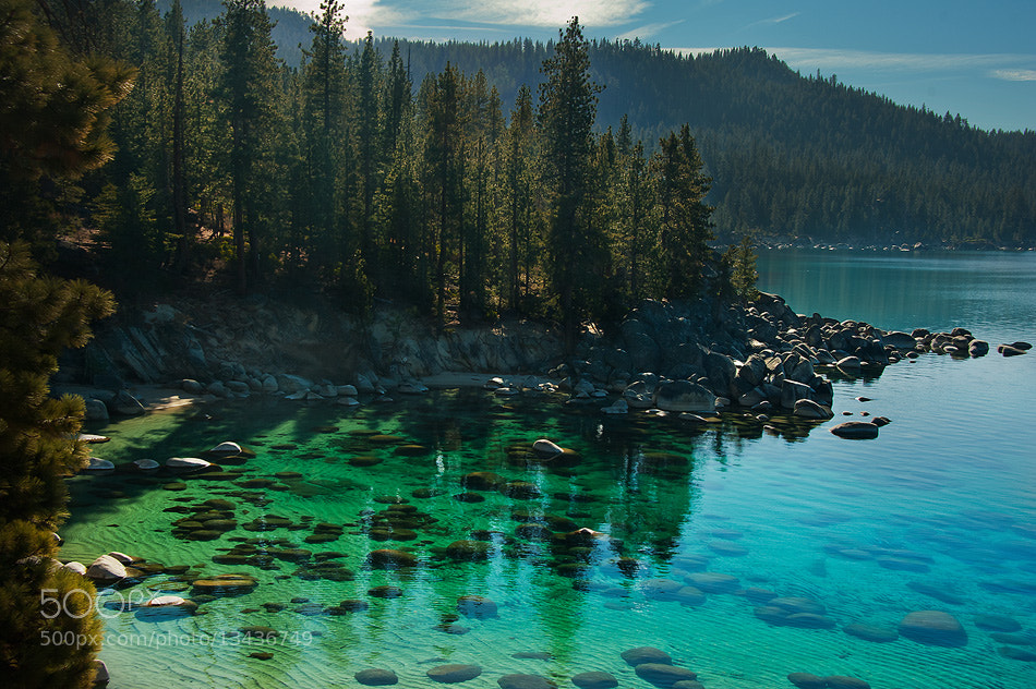 Photograph Magic Cove by Natalie Mikaels on 500px