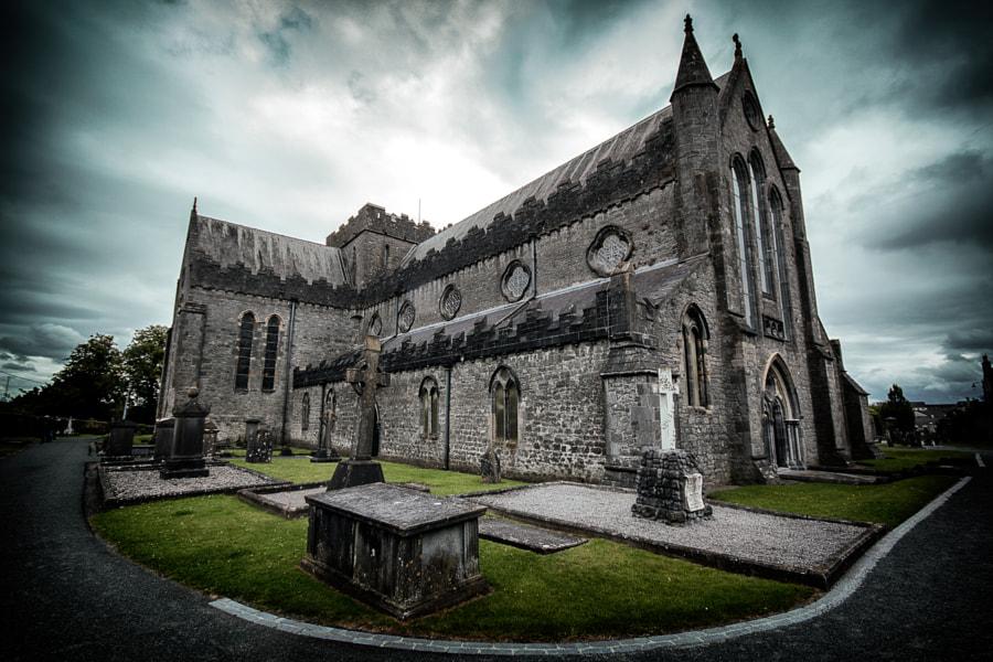 Ireland 2015 - Kilkenny Cathedral
