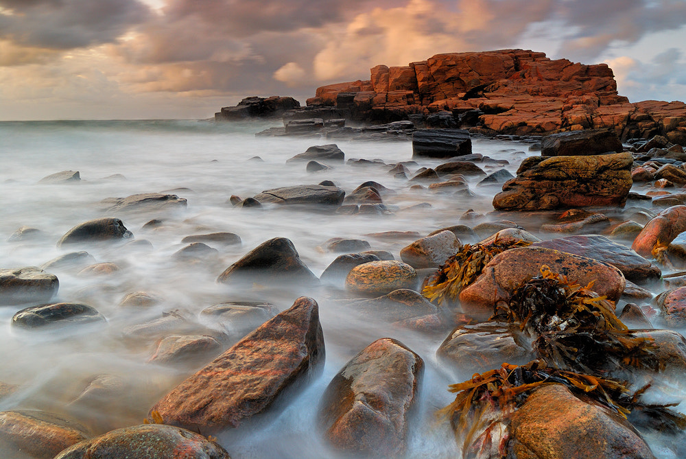 Photograph the coast is always changing by Martin Amm on 500px