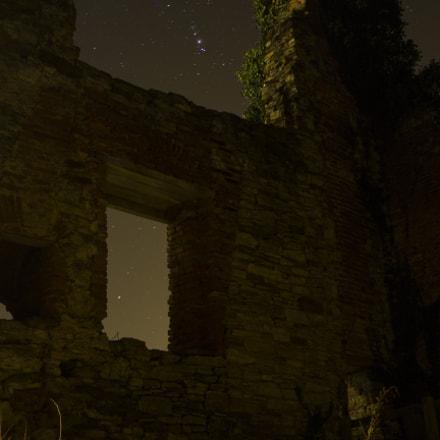 The ruins of Ligist