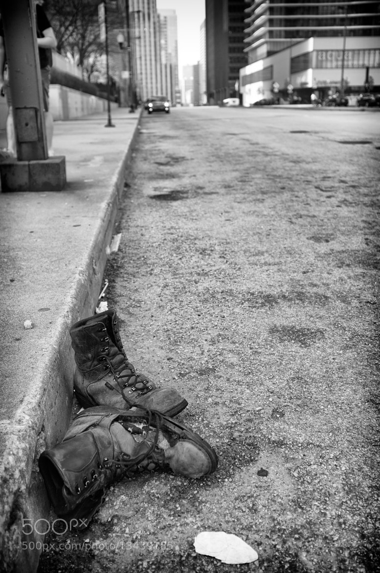 Photograph Old Boots by Rafael MyDarkroom on 500px