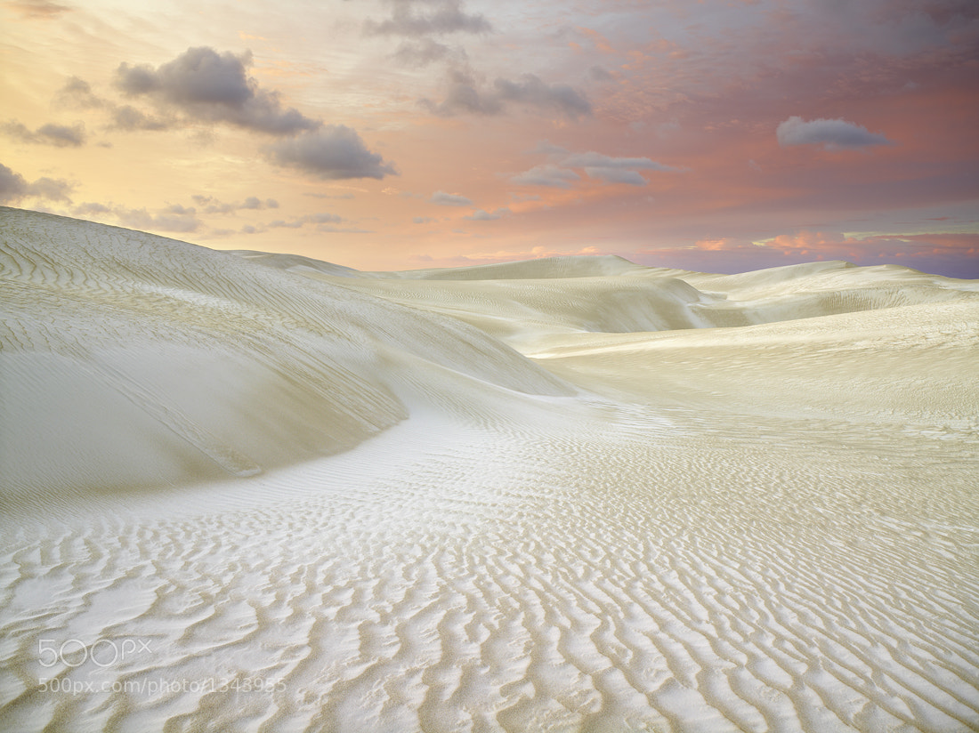 Photograph Sand Dunes, Cervantes, WA by Christian Fletcher on 500px