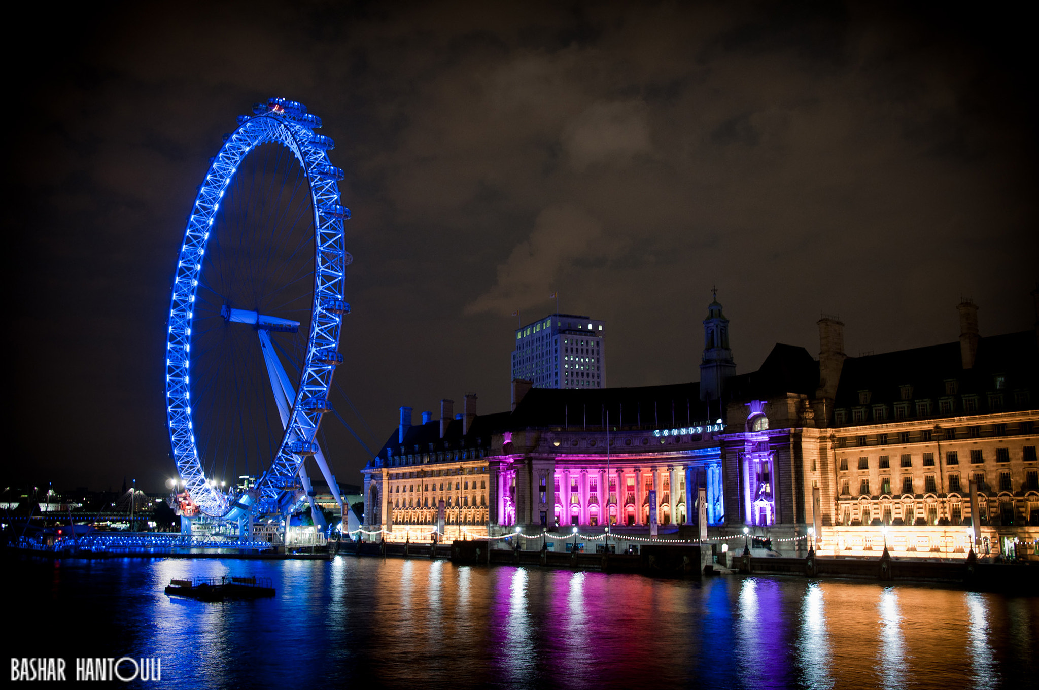 Photograph London Eye by Bashar H on 500px