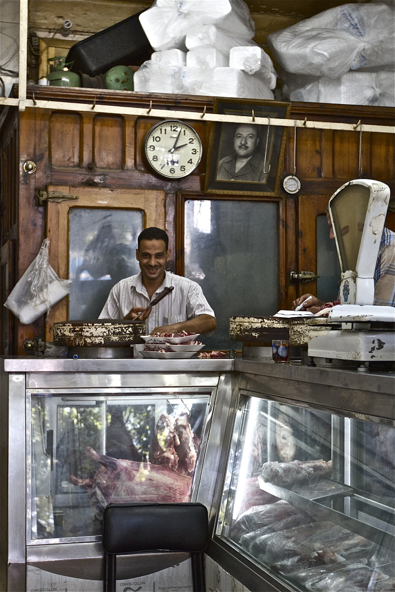 Photograph butcher by Layla Perchal Neal on 500px
