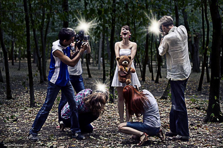 Photograph Cry by Margarita Nikolskaya on 500px