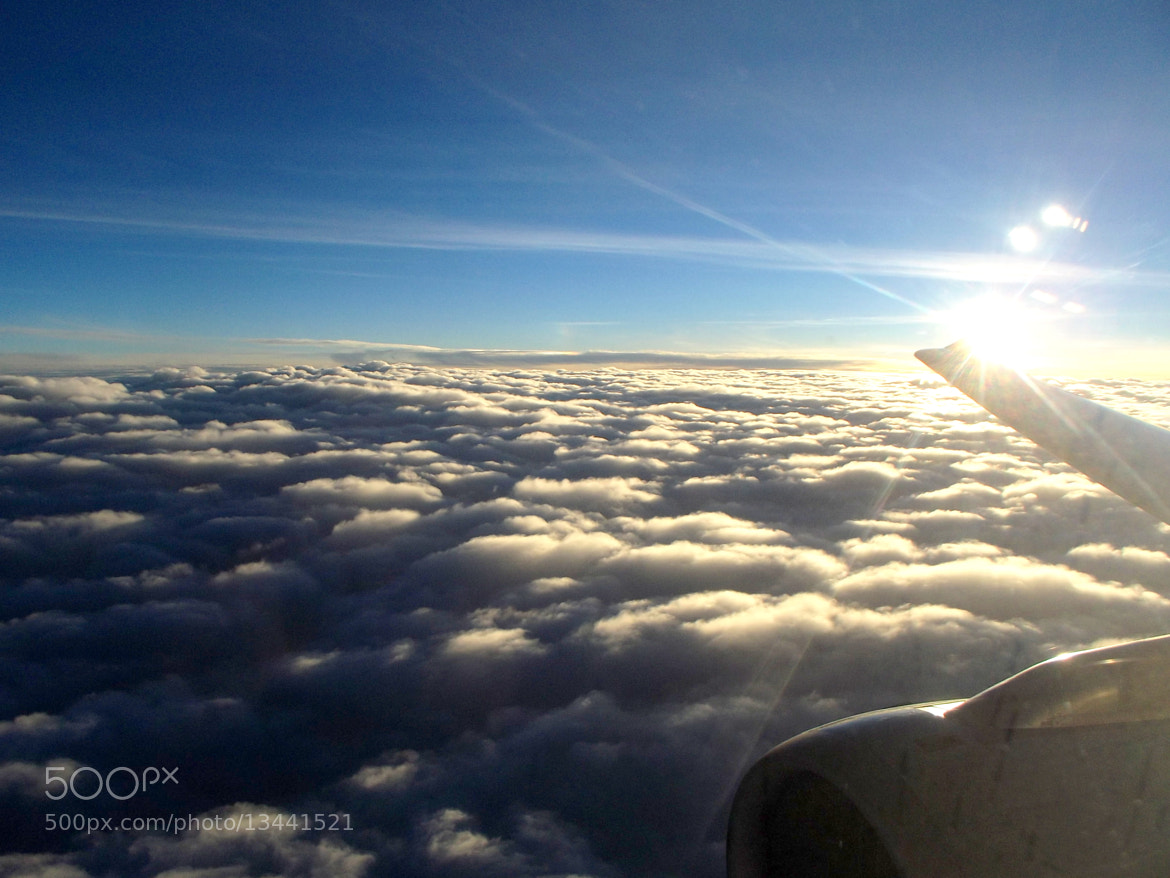 Photograph view from the flight by Namitha Kumar on 500px