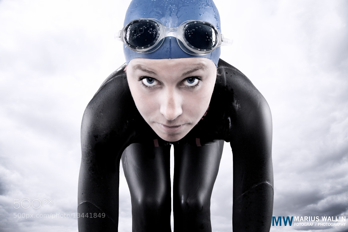 Photograph Swimmer by Marius Wallin on 500px