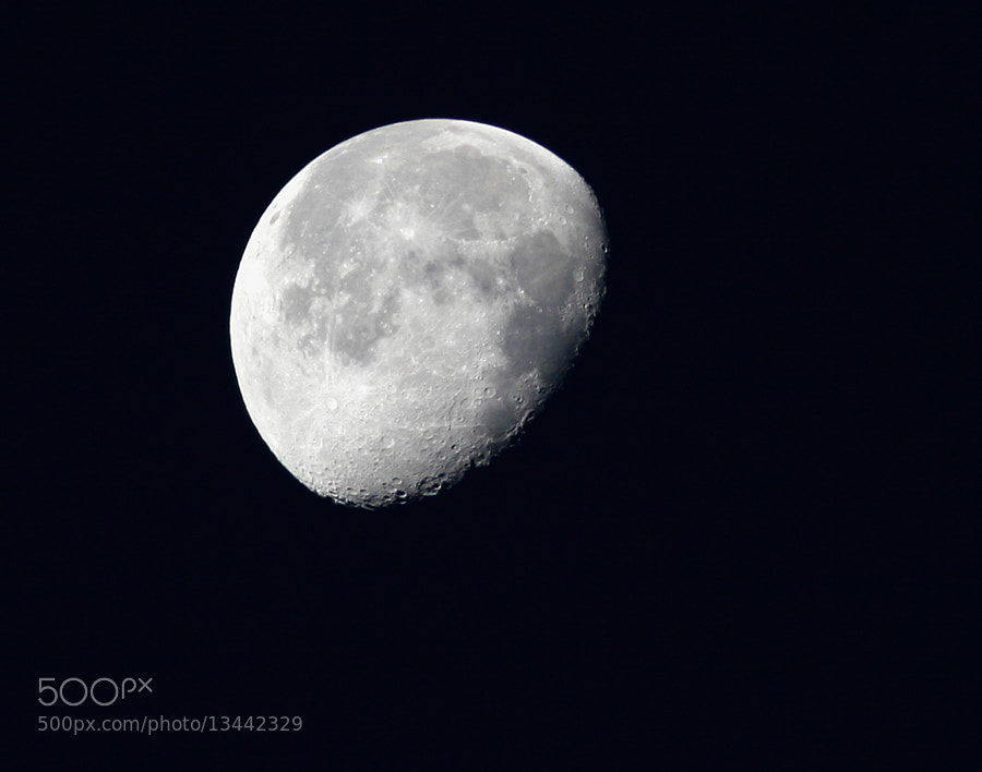 Photograph Moon craters by Kevin  Keatley on 500px