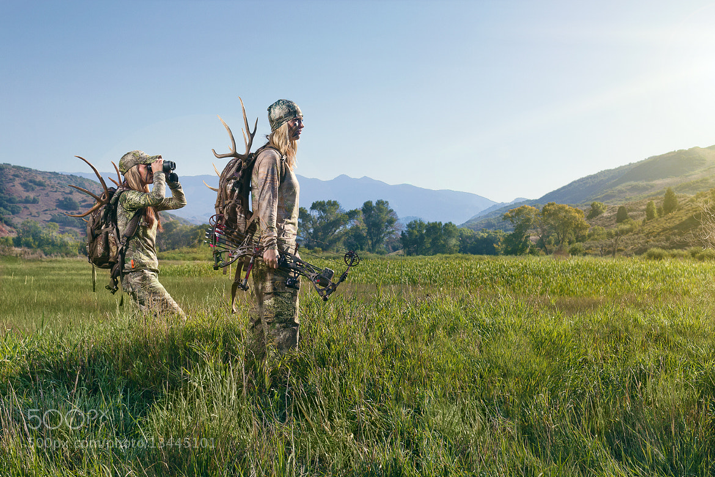 Photograph Bow Hunters by Braxton Wilhelmsen on 500px