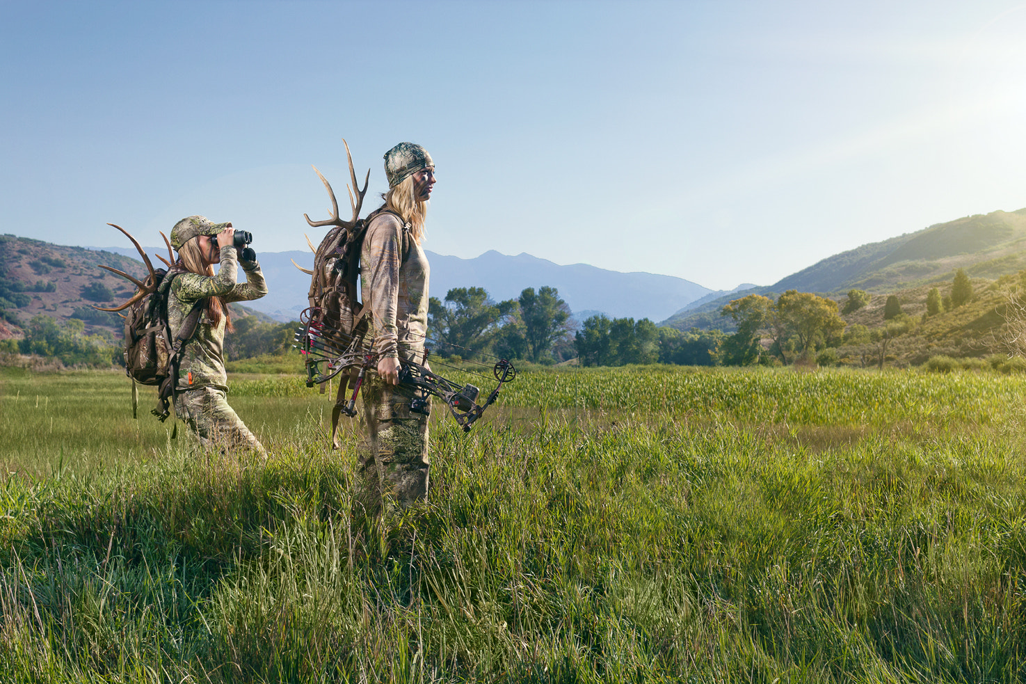 Photograph Bow Hunters by Braxton Wilhelmsen on 500px