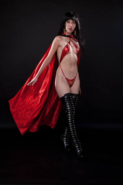 Photograph Vampirella by Kevin Knight on 500px