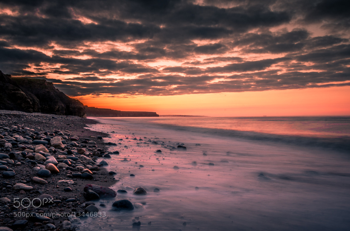 Photograph Seaham Beach by Danny  on 500px