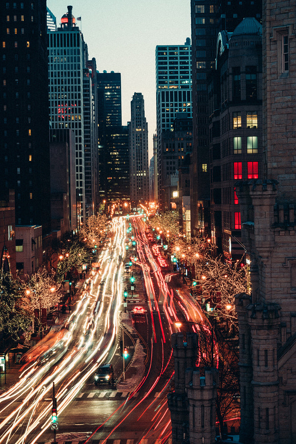 Michigan Ave, Chicago