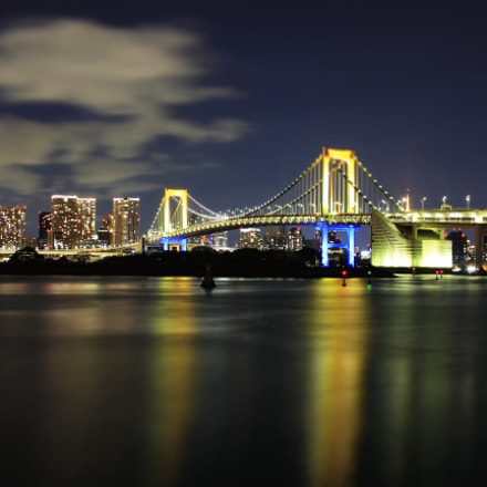Rainbow bridge, Canon EOS 60D, Canon EF-S 18-55mm f/3.5-5.6 USM