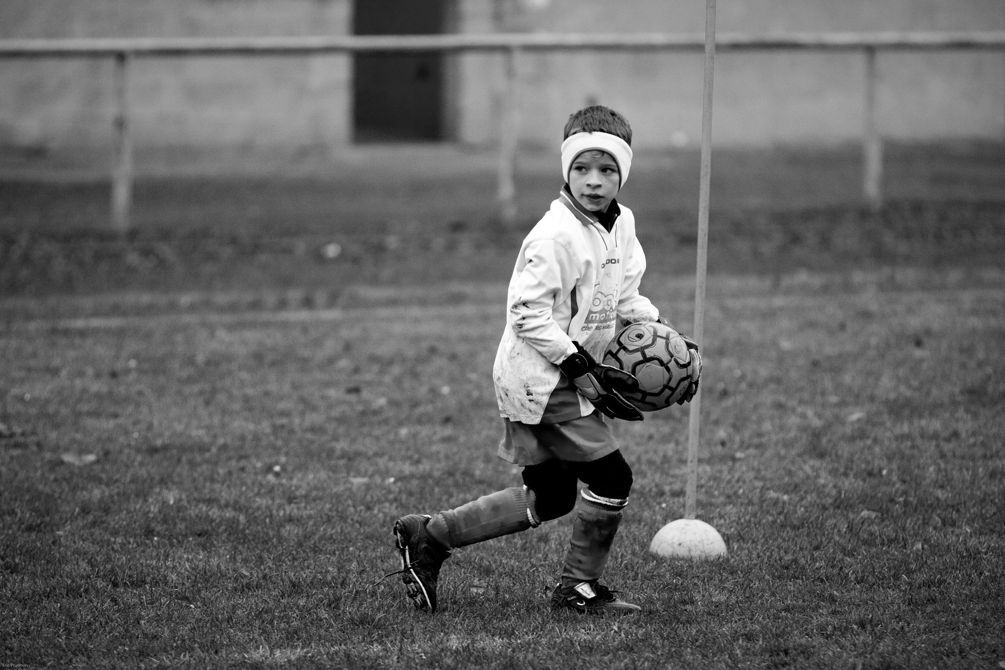 Photograph Kids & football by Eric Prudhon on 500px