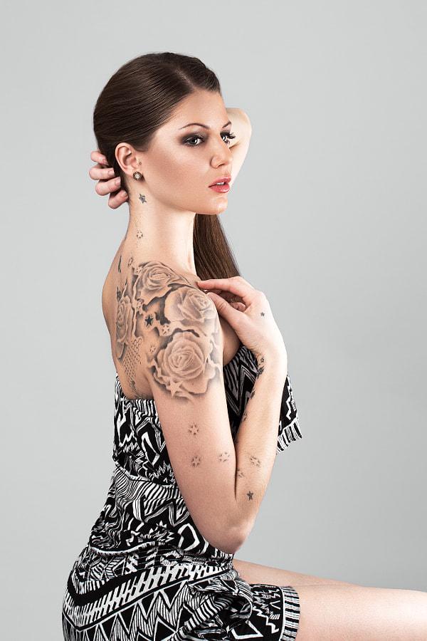 Portrait Stefanie