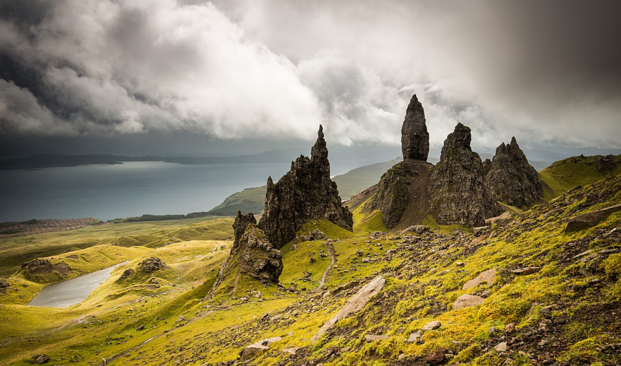 Old Man of Storr, Skye, Scotland by Markus Ulrich on 500px.com