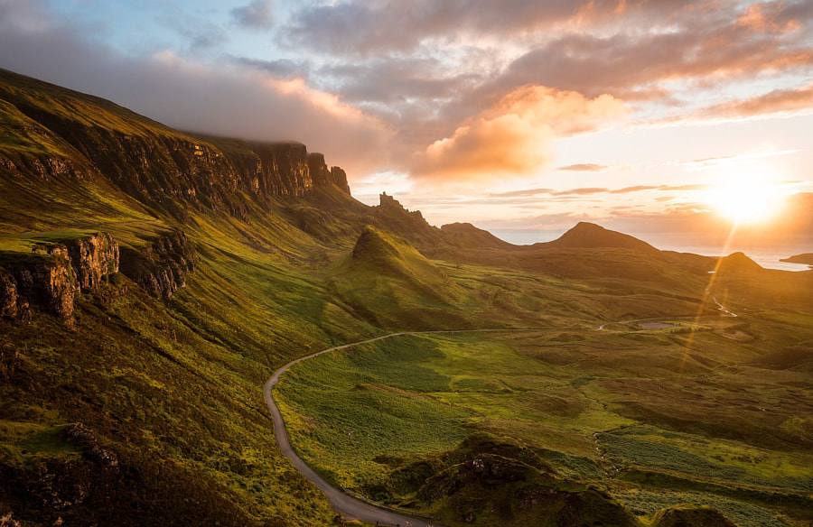 The Quiraing, Skye, Scotland by Markus Ulrich on 500px.com