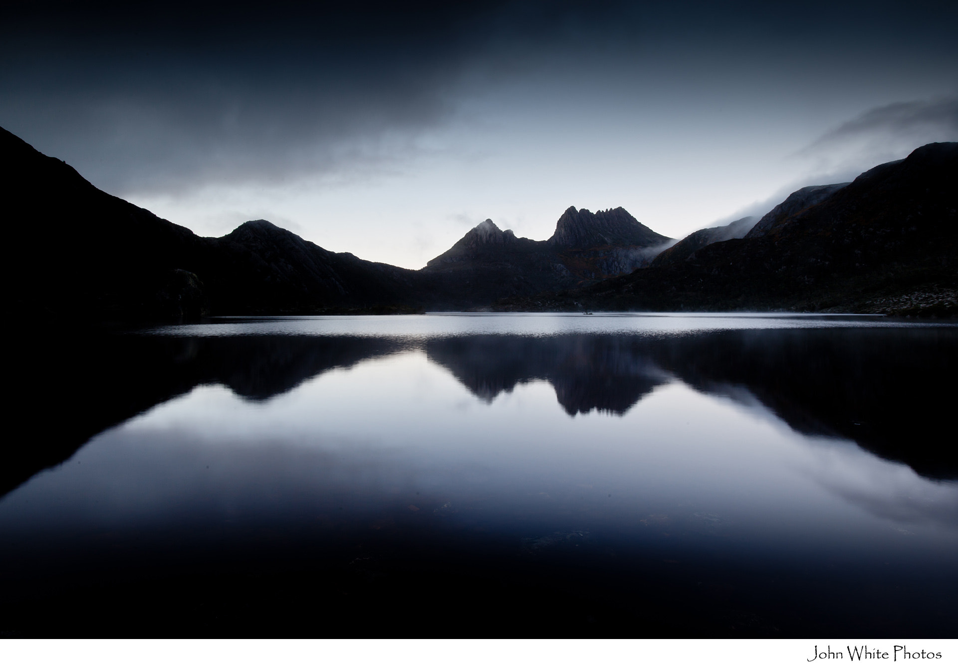 Photograph Cradle Mountain by John White on 500px