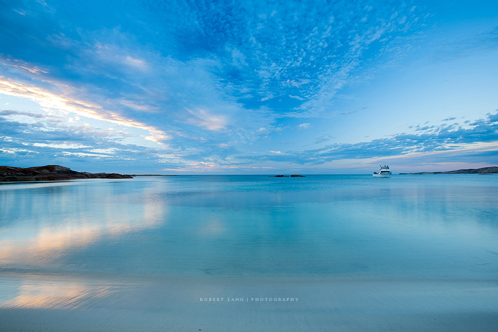 Photograph Boarding House Bay, Coffin Bay National Park by Robert Lang on 500px