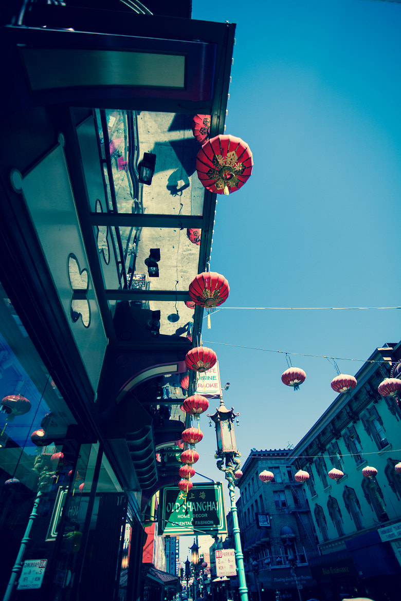 Photograph China Town, SF. by Diego Peralta on 500px
